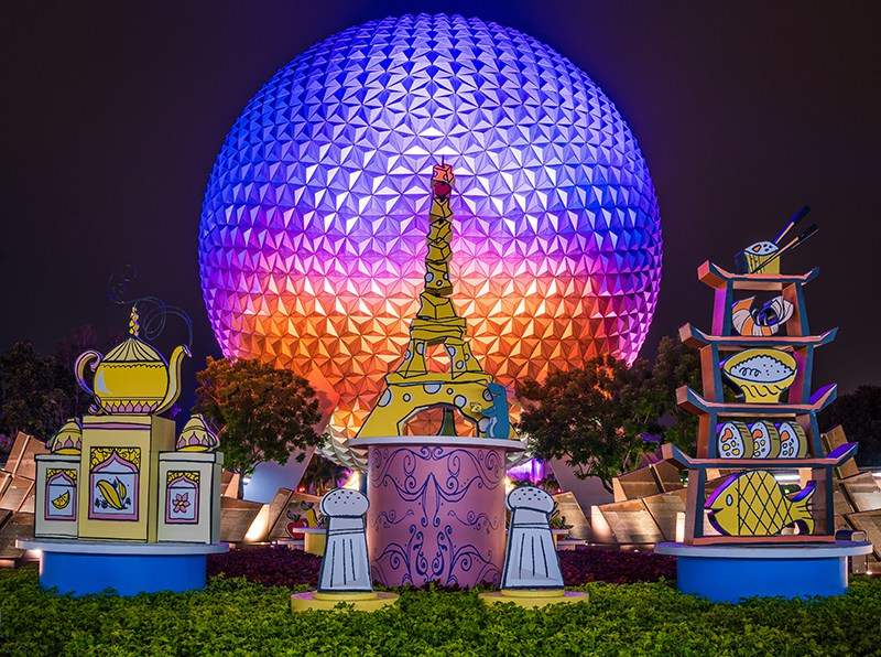 2018 Epcot Food Wine Festival