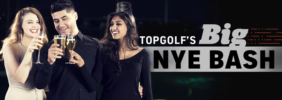 TopGolf For New Years Eve