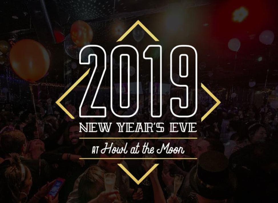 Howl at the Moon For New Years Eve